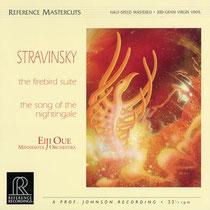 Half Speed mastering by Paul Stubblebine
