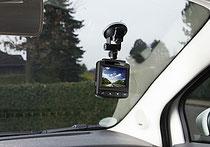 Im Alltagstest haben Autokameras ihre Tauglichkeit einwandfrei bewiesen. Quelle: Rollei