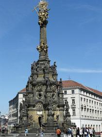 """Säule """"Heilige Dreifaltigkeit"""" in Olmütz"""