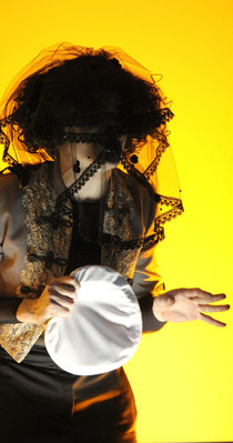 """Dracula - or a tribute to Blutdurst und Unsterblichkeit"" Foto: Katja Fritzsche"