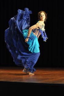 Nadja Ghazal; Bauchtanz Bern und Thun; orientalischer Tanz Bern und Thun; Atelier Créarte