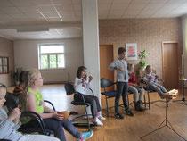 Ferienprogramm im ARKUS (August 2014)