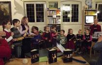 Im BücherCafe (November 2014)