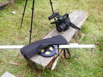 ロケハン用のカメラだそうです。
