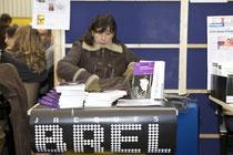 Marie-Jo Astic au 15e Salon du livre du Bondues Lille