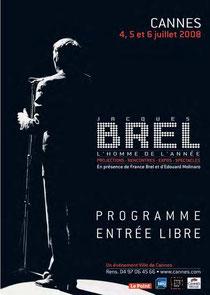 Jacques Brel, homme de l'année
