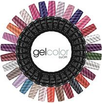Farbschema O.P.I. Color