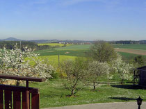 idyllische Landschaft im Bayerischen Wald