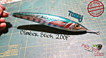 Climber stick 200F 85gr  for tuna fishing