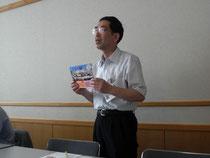 岩国健康福祉センター保険環境部 仁田健一副部長