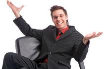 Mit gleichmäßig hellen Zähnen kann man wieder unbefangen lächeln