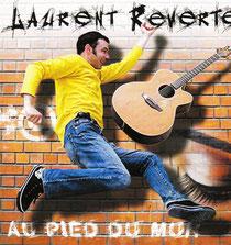 """2009 Laurent Reverte """"Au pied du mur"""" (GHIS Record)"""