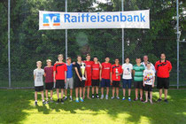 Sieger Raiba-Cup C-Jugend