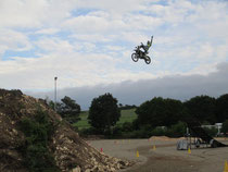 Motocross-Show