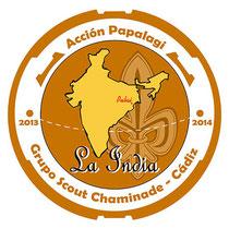 Acción Papalagi 2014 India - Grupo Scout Chaminade de Cádiz