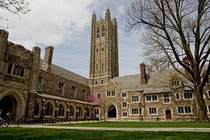Photo: Princeton University, Office of Communications.
