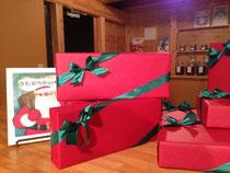 クリスマス限定ギフト包装