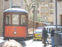 Straßenbahn Sóller nach Palma