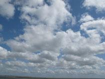 Wolkenwunder