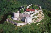 Die Burg Hohen Neuffen