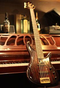 5弦ベース パッシブ sugiベース スギベース