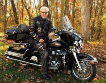 Pstr. Tom Hughes - a.k.a. Bible Biker - Ohio