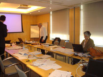 Workshop in Paris, April 2011