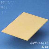 海綿骨ソリッド型シート