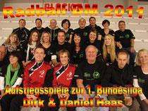 Radball DM Erfurt 2011