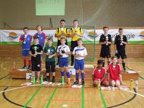 Graf/Hofmeyer (hinten rechts)