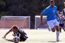 Fabio da Rocha zum 1:0