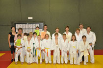 Vereinsturnier Judo Club Stockerau