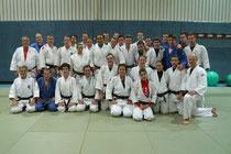 Lehrgang Team mit Markus Betz, Alexander Hobsig