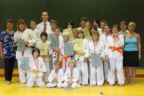 Vereinsturnier 2010 Judo Club Stockerau