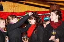 Inthronisierung der neuen Weinkönigin