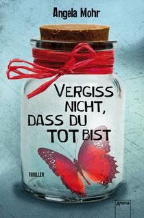 Bild: Vergiss nicht, dass du tot bist. Organspende  Krankheit Transplantation Buch Jugendroman