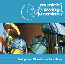 Demo CD Munich Swing Junction Big Band