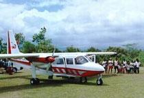 Flugdienst Philippinen
