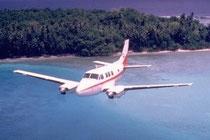 Flugdienst Mikronesien