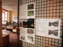 Exposition à la bibliothèque de Songeons