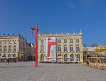 Place Stanislas : insolite !