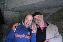 Sylvain Rigollot et JM Costa
