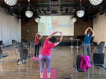 Yoga im Berufsalltag