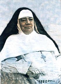 Mère Sainte Marie - Daguerréotype 1858.