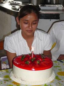 Deysis Geburtstag