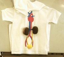 泌尿器系Tシャツ