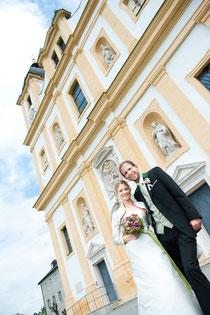Trauung in Salzburg