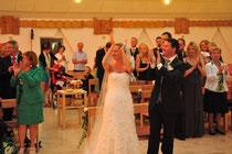 Foto von Manuelas und Bernhards Hochzeit in Bad Tatzmannsdorf