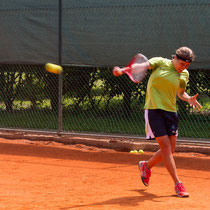 """Seminario """"Fotografare il tennis"""""""