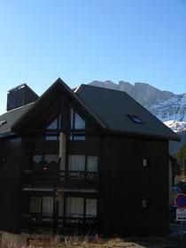 Les Dolomites - Gresse en Vercors